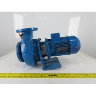 "KSB ETABLOC GN 065-160/154 1.75Kw  2-1/2""x3"" Centrifugal Pump End Suction 480Y"
