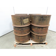 HP-6086/2 Bulk Candle Wax 1400LBS Lot of 4 Drums