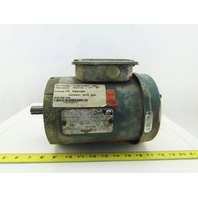 Reliance P14H1448P 1Hp Electric Motor 208-230/460-480V 3Ph FB143TC Frame 1730RPM
