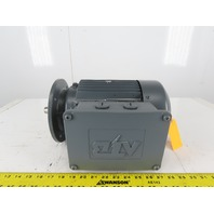 ATB AF 100L/6C-11S+E3 Electric Motor 230/460 3Ph 1160RPM IP 55 IMB5
