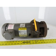 Baldor VM31116 1HP Electric Motor 143TC Frame 208-230/460V 3Ph 1125RPM