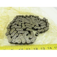 Rexnord REX50K RIV #50 Riveted Roller Chain 10'