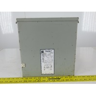 Sola HT1F3AS HEVI-DUTY 480V HI 208Y/120V LO 3KVA 3Ph Transformer