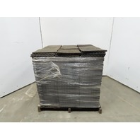 "Industrial Modular Interlocking Cushion 11.5"" x 11.5"" Floor Tile Mats Lot of 420"
