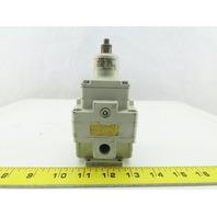 "SMC IR3120-N03 150PSI Pneumatic Air Precision Regulator 1/2"" NPT 1.5-120 PSI Out"