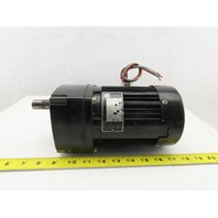 Bodine Electric 683QC9288 1/6hp Gearmotor 115V 57RPM 30:1Ratio 135 Torq