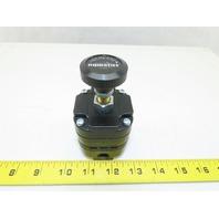 """Numatics R800-02EG 150PSI MAX 0-60PSI 1/4"""" Pneumatic Airline Pressure Regulator"""