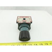 Schrader Bellows 4569-2000 300PSI MAX Pneumatic Air Pressure Regulator 5-125 PSI