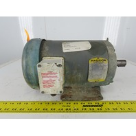 Baldor M3615T 5Hp Electric Motor 184T Frame 208-230/460V 3Ph 1725RPm
