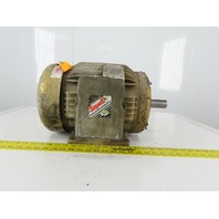 Baldor EM3774T 10Hp Electric Motor 208-230/460V 3Ph 215T Frame 1760 RPM