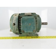 Westinghouse 05-10H4TBFC-SKB 10HP Electric Motor 230/460V 3Ph 215T Frame 1745RPM