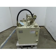Yuken YA22-B-6-2.2-41 2.2kW 3Ph 200/220V 50/60Hz 60L Hydraulic Power Unit