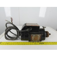 "DeWalt Black & Decker 96839-00 7.5HP Saw Duty Motor 460V 3Ph 1""-14 LH Arbor"