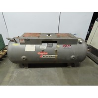 Speedaire 120 Gallon Compressed Air Storage Tank From 3Z412 Compressor