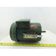 Reliance P14H1448M 1Hp Electric Motor 208-230/460-480V 3Ph FB143TC Frame 1730RPM
