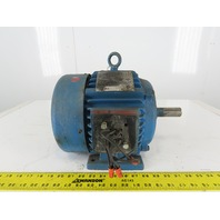 Siemens 51-391-103 020 3Hp Electric Motor 182T Frame 1730RPM 230/460V 3Ph