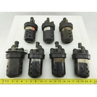 "Watts L606-04B 1/2"" Airline Lubricator 250PSI Lot Of 7"
