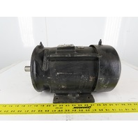 Reliance Electric P18G6036F 3Hp Electric Motor 230/460V 3Ph 184TC Frame 1730RPM