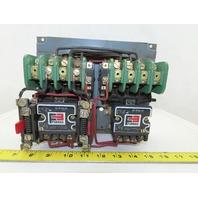 Furnas Reversing Motor Starter Size 0 5Hp 115/208-230/460-550V - 120V Coil