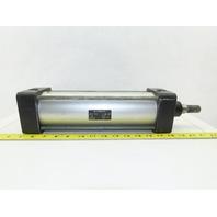 Schrader Bellows 80-2110B-0215 80mm Bore 215mm Stroke Pneumatic Air Cylinder