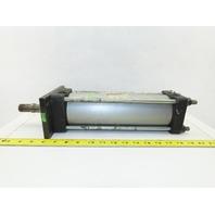 SMC ACNL-X2-80X200-FAS-F5DWSC-XC18 80mm Bore 200mm Stroke Pneumatic Air Cylinder