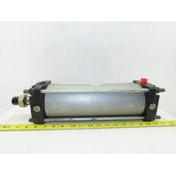 SMC CDA1BN100-250 100mm Bore 250mm Stroke Pneumatic Air Cylinder