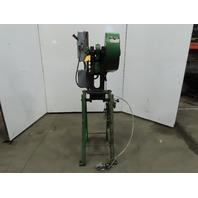 "Alva Allen BT5 Mechanical OBI Punch Press 5 Ton 2-1/4"" Stroke 4"" Throat 1/3Hp"