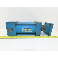 "Vickers TE11GAAA1AA04000 J 975 3.25"" Bore 4"" Stroke Pneumatic Air Cylinder"
