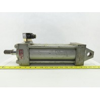 """Millwaukee C-15487 3-1/4"""" Bore 8"""" Stroke 3000 Psi Hydraulic Cylinder And Probes"""