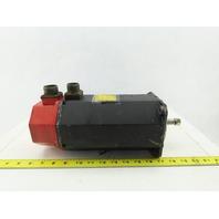 Fanuc A06B-0314-B005 126V 2000RPM 3Ph AC Servo Motor