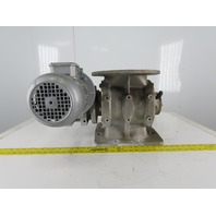 "DMN INC WESTINGHOUSE MLD 200-2 8"" Stainless Steel Rotary Airlock 230/460V 3Ph"