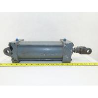 "Sheffer 4MAC80C 4"" Bore 8"" Stroke Pneumatic Air Cylinder"
