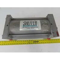 "Sheffer 8AC12CCA 8"" Bore 11-1/2 Stroke Pneumatic Cylinder"