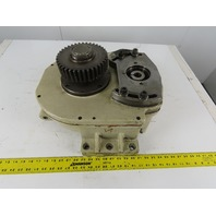 Kitako MT4-170 4:1 Ratio Parallel Gear Reducer From CNC Lathe