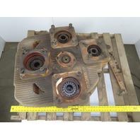 Liebherr Hydraulic Pump Distributor for 984 Litronic Excavator W/KTA19 Cummins