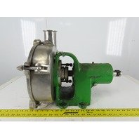 "Stainless Steel Sanitary Centrifugal Pump 4""x3"""