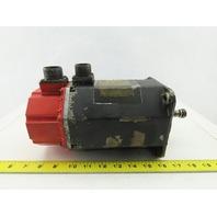 Fanuc A06B-0313-B005 127V AC 3000 PRM 8 Pole 4.20A AC Servo Motor