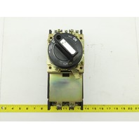 Fuji EGa203A 175A 200-415V Panel Mount Main Circuit Breaker W/ Operator
