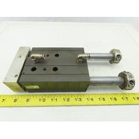 "PHD SA06 3 x 3 Pneumatic  3"" Stroke Linear Slide Cylinder"