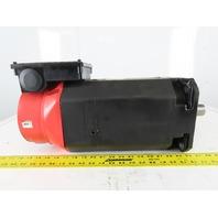 Fanuc A06B-0745-B100 200V 1500/4500RPM 4 Pole AC Spindle Motor Bad Fan/Cover