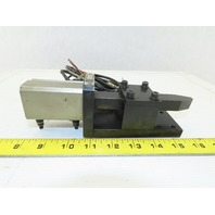SMC Position Lock Pneumatic Cylinder Removed From Kitagawa MT4-170