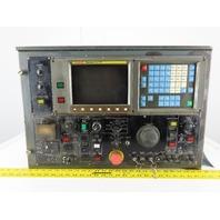 Fanuc Kitako MT4-170 CNC Lathe Main Operator Control Panel Monitor HMI