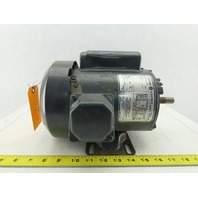 General Electric 5KC36LN138X 1/2Hp Electric Motor 115/230V 1Ph 56 Frame 3450RPM