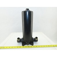 HD9650-205C High Pressure Steel Hydraulic Filter Housing