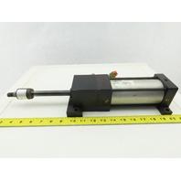 "Starcyl ST3RLS2E-2.5x4-#1P4C2 2-1/2"" Bore 4"" Stroke Pneumatic Rod Lock Cylinder"