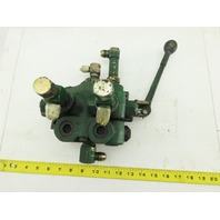 Hydraulic Directional Manual Double Acting Control Valve