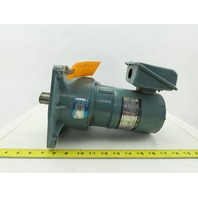 World Energy GTR GOB-4217 1KW 200/220V 3Ph 4.51/4.53RPM Inline Gear Motor