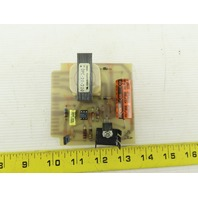 Laser Applications 3000485 High Voltage Control Circuit Board Card PCB