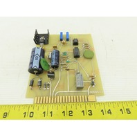 Laser Applications 3000523 Function Control Circuit Board Card PCB