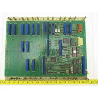 Fanuc A20B-2000-0180/04B Mother Board PLC Card Chassis Back Plane